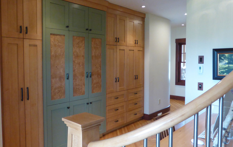 art deco custom cabinet part 2