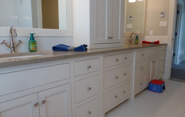 Children 39 S Bathroom 12 39 5 Wide Double Sink Vanity