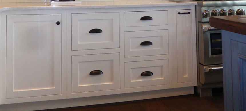 Framed Kitchen Cabinet Styles