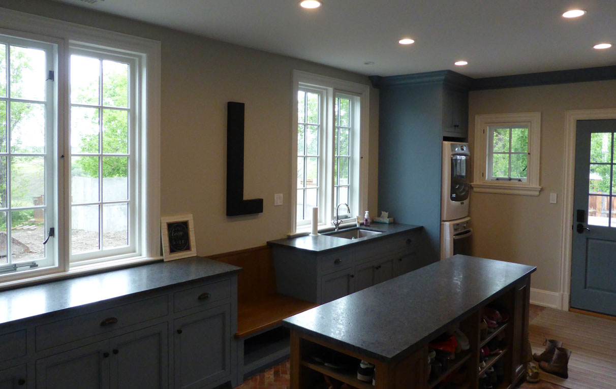custom laundry room 1