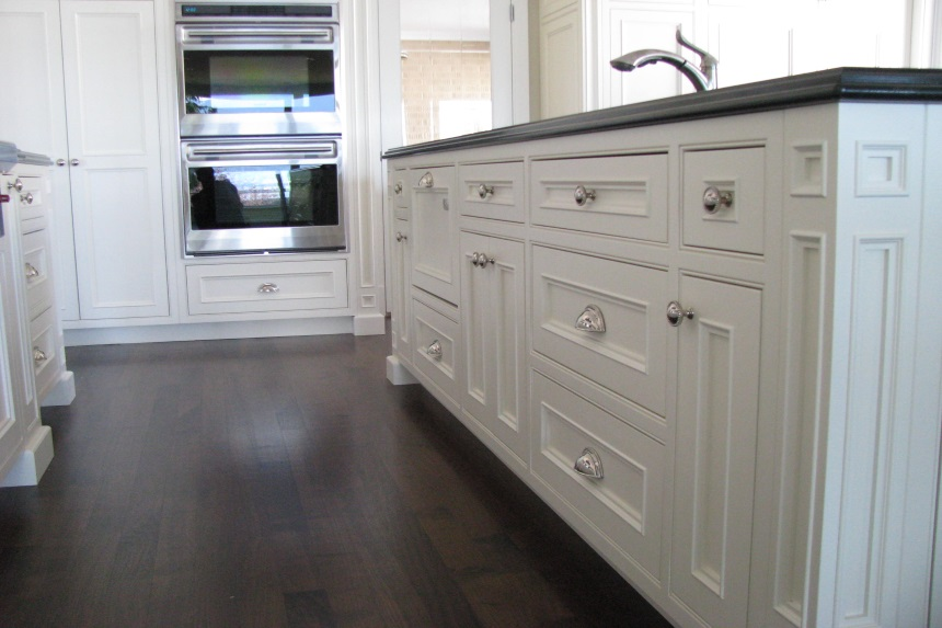 beaded inset cabinets in point grey british columbia