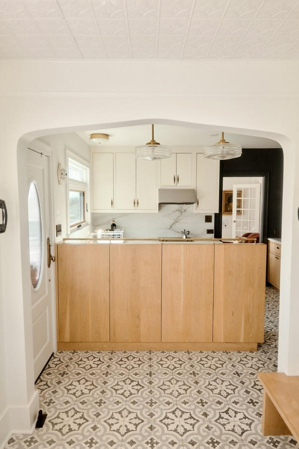 heritage home kitchen renovation
