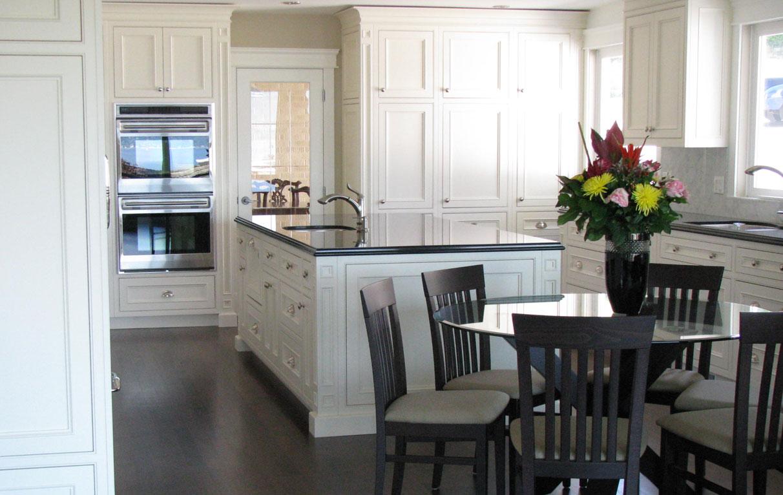 point grey custom kitchen 1