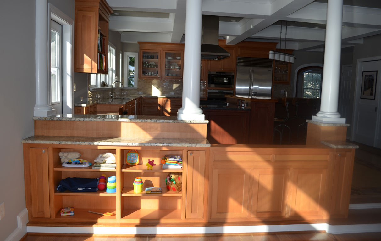 Douglas Fir Kitchen Cabinets - Custom Made For You by ...