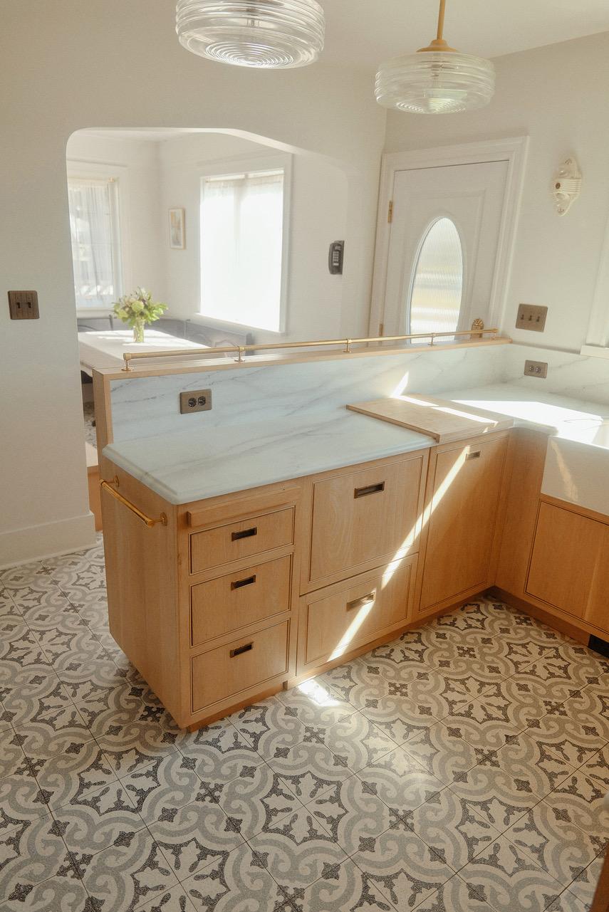 heritage home kitchen renovation